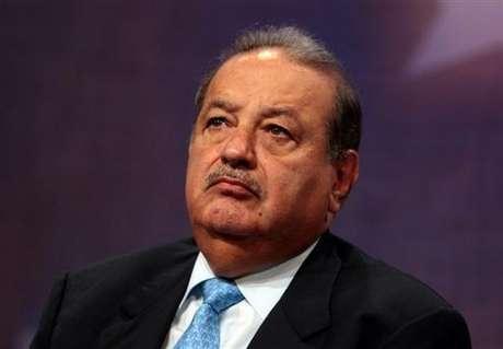 O mexicano Carlos Slim continua na liderança como mais rico do mundo