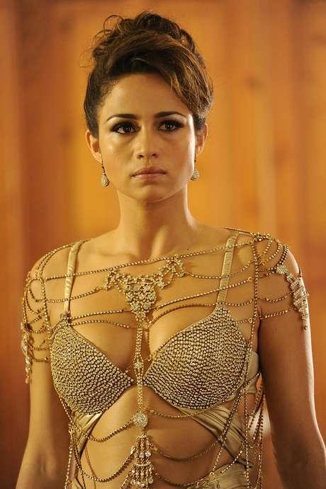 <p>Nanda Costa é protagonista de 'Salve Jorge'</p>