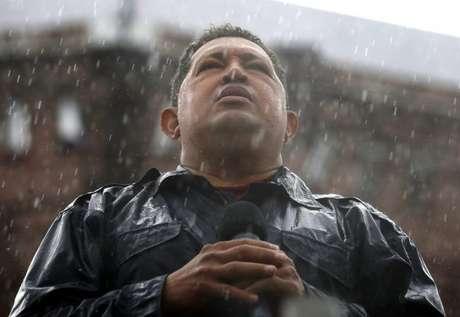 <p>Hugo Chávez murió el 5 de marzo del 2013 a las 16:25 a sus 58 años</p>