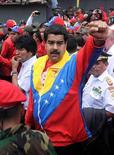 <p>Chávez pidió a sus seguidores que votaran por Maduro en caso de que se celebraran elecciones anticipadas.</p>