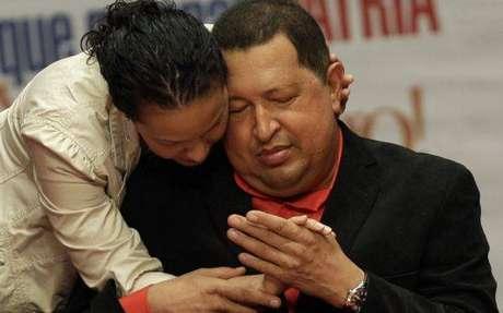 En su lecho de muerte, Chávez dijo: 'Yo no quiero morir, por favor no me dejen morir'.