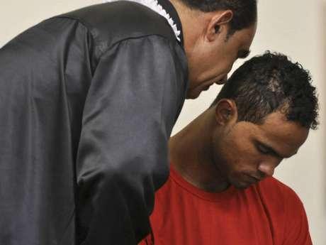 Bruno también fue condenado de mantener como rehén al hijo de la pareja.