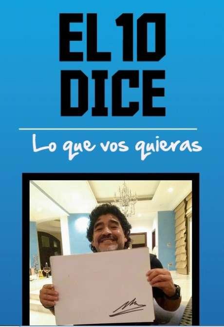 <p>La página para que el Diego diga lo que vos quieras...</p>