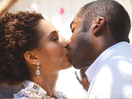No último capítulo de Lado a Lado, que vai ao ar nesta sexta-feira (8), Isabel (Camila Pitanga) e Zé Maria (Lázaro Ramos) irão se casar
