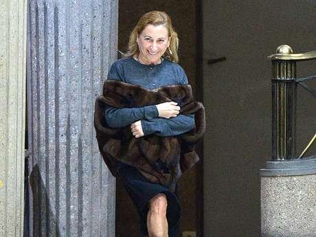 <p>Miuccia Prada, de los Prada de la industria de la moda, es una de las mujeres más ricas del planeta.</p>