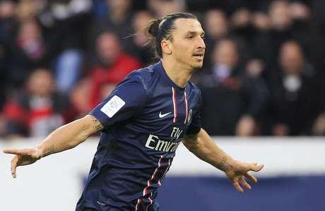 <p>Ibrahimovic reencontrará o Barcelona apenas no jogo do Camp Nou; o sueco está suspenso para a partida em Paris</p>