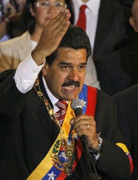 <p>Nicolás Maduro, el 'presidente encargado' de Venezuela.</p>