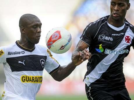 <p>Último clássico entre Botafogo e Vasco foi na decisão da Taça Guanabara e terminou com vitória dos botafoguenses</p>