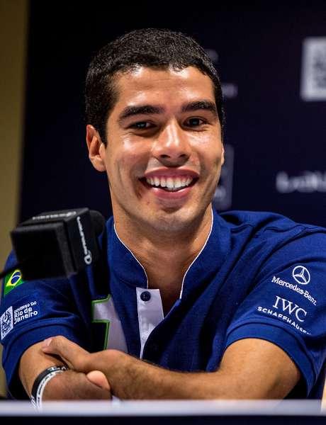 <p>Multicampeão dos Jogos Paralímpicos, Daniel Dias pode receber o Laureus pela segunda vez</p>