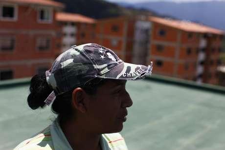 Ela se tornou uma líder comunitária durante o regime chavista