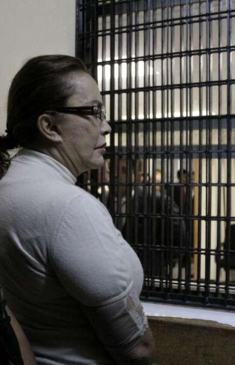 <p>La ex líder de los maestros fue arrestada el pasado 26 de febrero, acusada de desvío de fondos.</p>