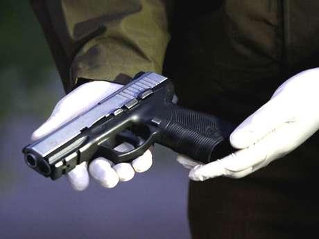 <p>El arma homicida fue entregada por un familiar del autor confeso del crimen.</p>