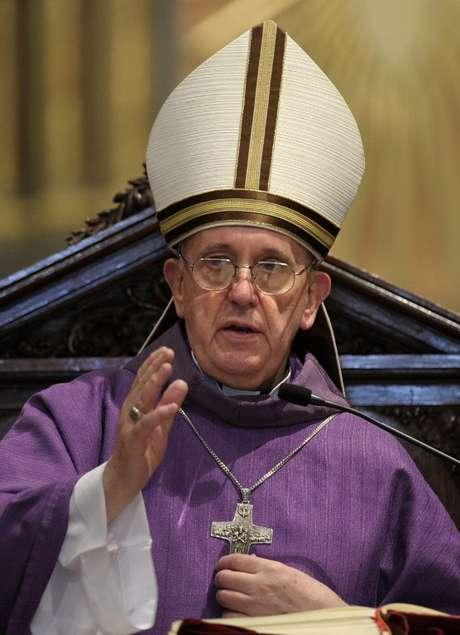 <p>Jorge Bergoglio, elegido nuevo papa</p>