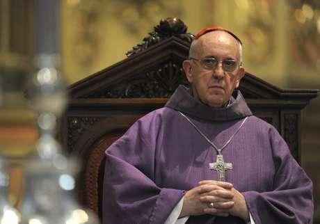 <p>El nuevo papa, Francisco I</p>