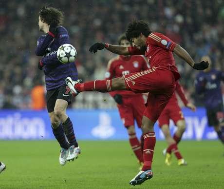 <p>Brasileiro Dante defenderá Bayern de Munique contra Juventus</p>