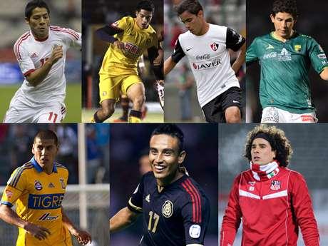 <p>México dio a conocer la lista de convocados para los duelos ante Honduras y Estados Unidos dentro de las eliminatorias mundialistas.</p>