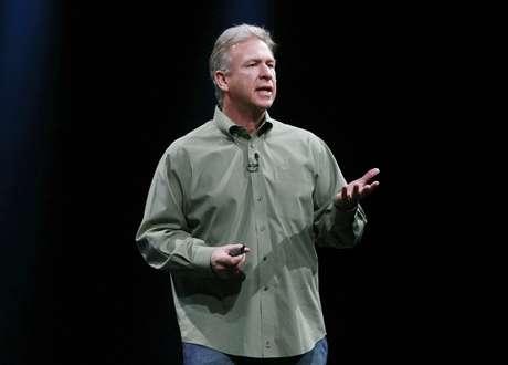 Phil Schiller criticou um dos atrativos do Samsung galaxy S4, o sistema operacional Android