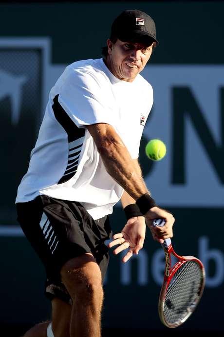 <p>Murray disse que Berlocq (foto) gritava de forma mais alta nos pontos importantes do jogo</p>