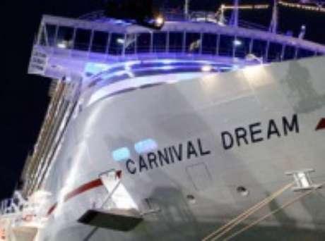 El Carnival Dream.