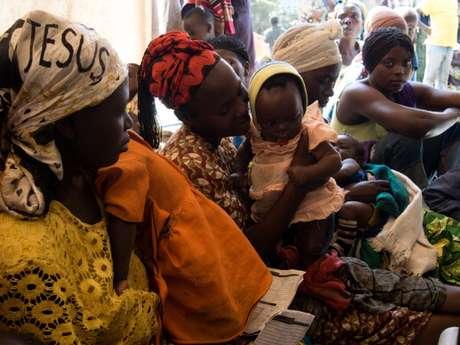 <p>República Democrática del Congo es la penúltima de la lista del IDH. Sin embargo, tuvieron el año pasado un ingreso per cápita de 319 dólares.</p>
