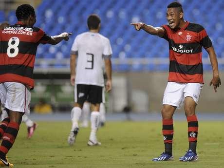 <p>Elias chamou atenção para atuação do Flamengo</p>