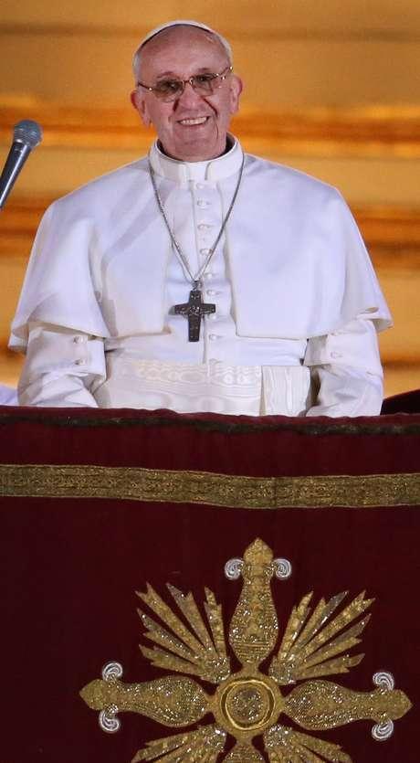 <p>Papa Francisco virá ao Brasil ainda neste ano</p>