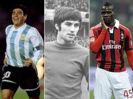 <p>En el mundo del fútbol, infortunadamente, algunos de sus grandes talentos también se destacan por sus escándalos dentro y/o fuera de la cancha. Terra recuerda a los futbolistas más polémicos en la historia del fútbol.</p>