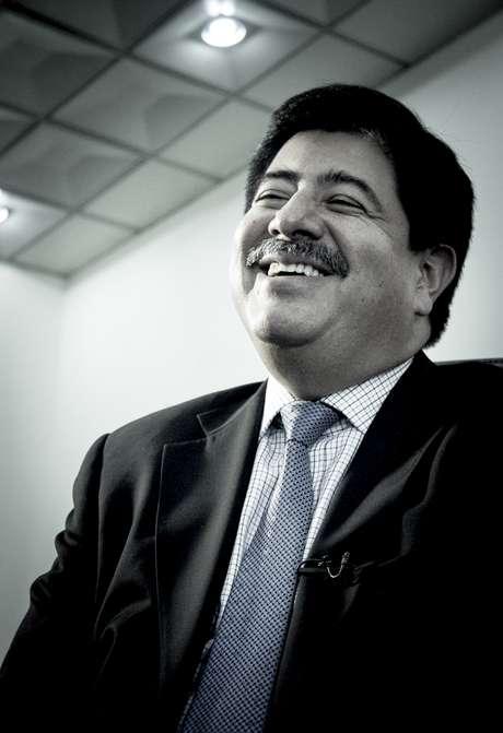 <p>Luis Bedoya, Presidente de la Federación Colombiana de Fútbol habló en exclusiva con Terra Colombia</p>