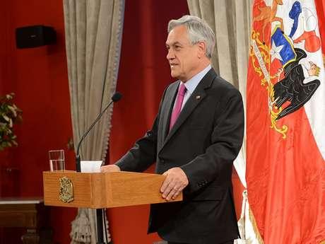 El Presidente Piñera se refirió ayer al nuevo papa.