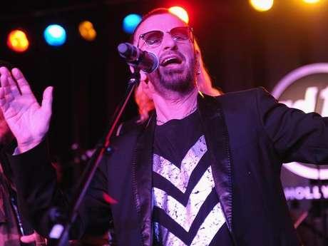 <p>Ringo Starr.</p>