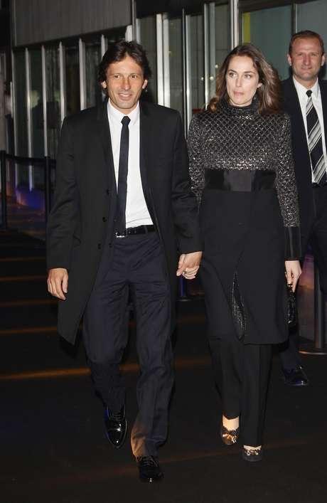 <p>Leonardo já tem um filho com Anna Billo</p>
