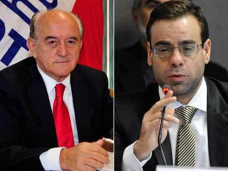 <p>No dia 15 de março, a presidente Dilma Rousseff fez sua primeira substituição na Esplanada dos Ministérios em 2013, trocando o pedetista Brizola Neto (dir.) pelo secretário-geral da legenda, Manoel Dias (SC), no comando do Ministério do Trabalho e Emprego (MTE). Ele já havia sido cotado para comandar o MTE quando Carlos Lupi caiu por denúncias de corrupção. Dias é um pedetista histórico e ajudou a fundar o partido em 1980 ao lado de Leonel Brizola e de Dilma Rousseff</p>