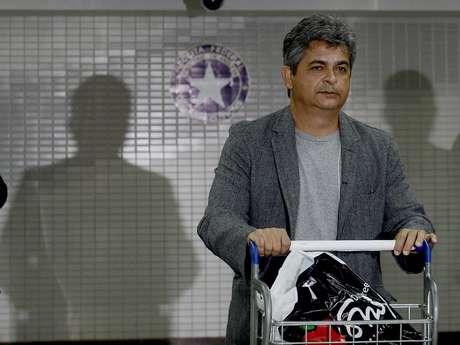 <p>T&eacute;cnico resolveu dar mais uma chance a Paulo Henrique Ganso</p>