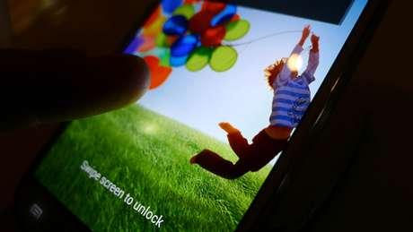 Samsung Galaxy S4 vem com o Android para competir com o iPhone 5