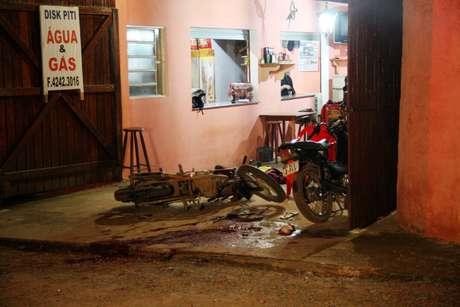 As vítimas foram o dono do estabelecimento e três clientes