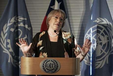 Em 2010, após deixar a presidência, Bachelet foi nomeada pelo secretário-geral da ONU, Ban Ki-moon, diretora da recém criada ONU Mulheres