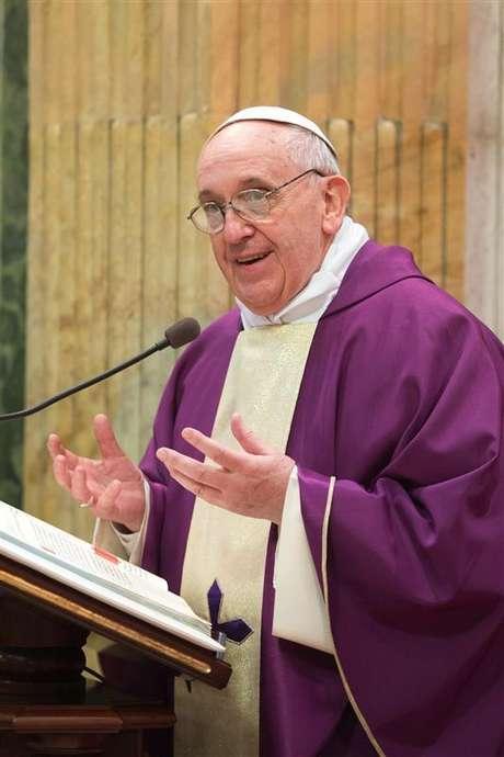 """<p><span style=""""font-size: 15.555556297302246px;"""">O porta-voz ressaltou que não se trata de uma visita formal ou de Estado, mas de um gesto de cortesia, de carinho do Papa Francisco para a sua terra natal</span></p>"""