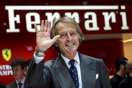 Luca Cordero di Montezemolo, presidente de Ferrari