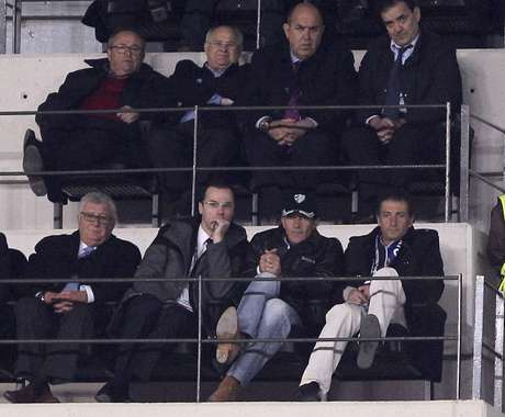 Antonio Banderas é torcedor do Málaga, mas arrematou as camisas do Real pela caridade