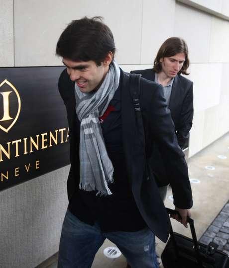 De volta à Seleção Brasileira, Kaká lembrou que o tempo até a Copa das Confederações é curto