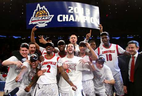 <p>Big East Conference champions Louisville are the overall number 1 seed of the NCAA tournament.</p>