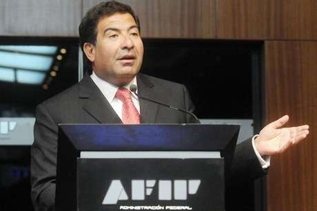 Ricardo Echegaray, titular de la AFIP.