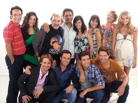 La producción de Canal 13 comenzó este 18 de marzo con sus grabaciones.