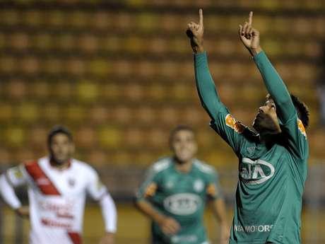 <p>Leandro agradeceu a Renato Gaúcho, que o fez virar atacante e o incentivou no Grêmio</p>