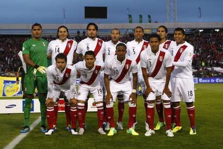 <p>Perú se alista para enfrentar a Ecuador y Colombia.</p>