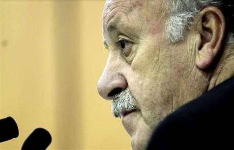 """Del Bosque no responde a Mourinho: """"No es asunto mío"""""""