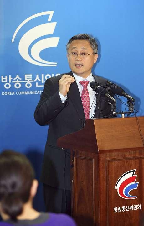 Park Jae-moon, diretor de rede da Comissão de Comunicação da Coreia do Sul, disse que o ciberataque teve origem na China.