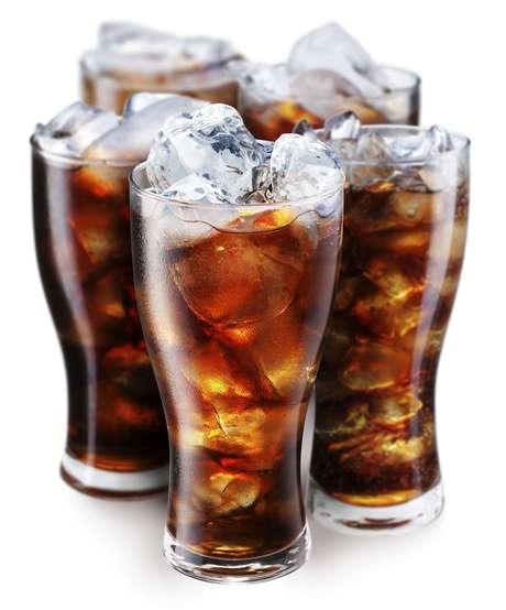 <p>Especialista indicam reduzir o consumo de bebidas açucaradas</p>