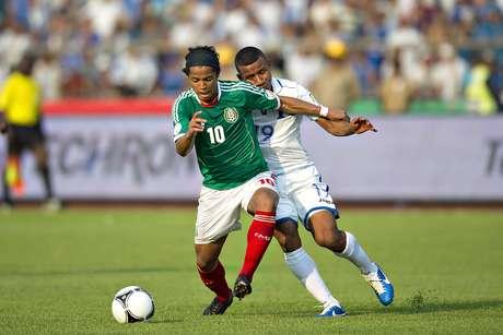 México no dio su mejor partido, pero fue muy superior a Honduras.