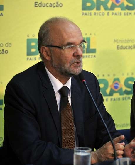 Luiz Claudio Costa assumiu a presidência do Inep, órgão responsável pelo Enem, no ano passado